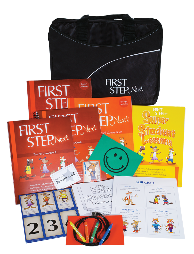 First Step To Success: Ancora Publishing